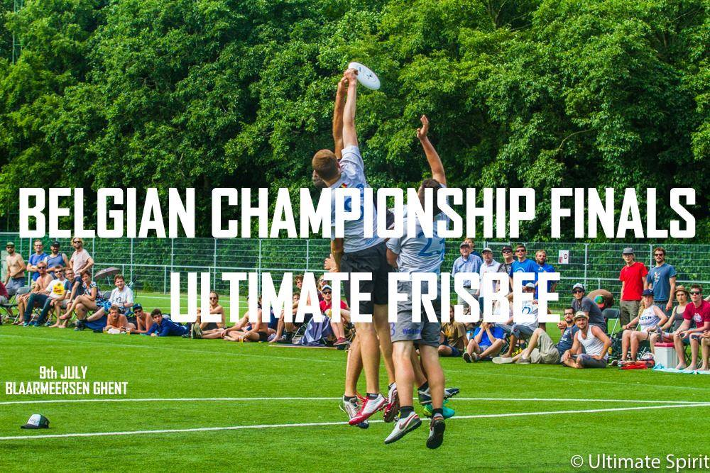 the spirit of ultimate frisbee